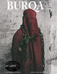 The Burqa Issue. OF NOTE Magazine. 2016