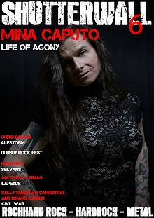 STAGE INVADER MAGAZINE