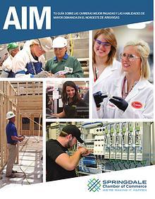 AIM Magazine 2017 Spanish