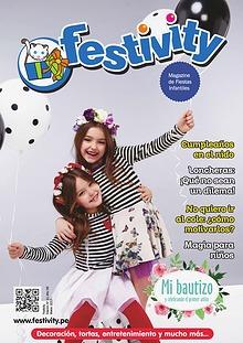 Festivity - Magazine de Fiestas Infantiles / Ed. 11
