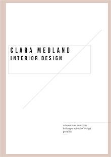 Clara Medland's Portfolio