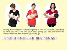Best place to buy breastfeeding clothes