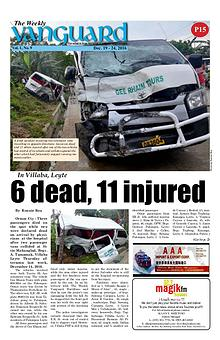 The Weekly Vanguard 13th issue