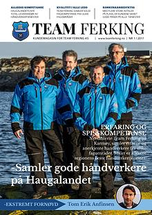 Team Ferking Kundemagasin - Nr 1/2017