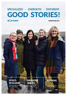 SYSCO Good Stories 2017