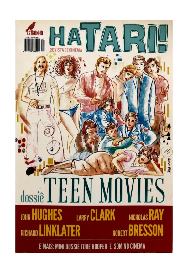 Hatari! Revista de Cinema HATARI! #02 Teen Movies (2015)