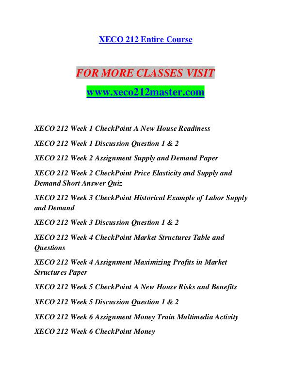 answer to checkpoint price elasticity and supply demand short quiz Uop xeco 212 week 2 checkpoint price elasticity and supply & demand short answer quiz resource appendix b complete the price elasticity and supply.
