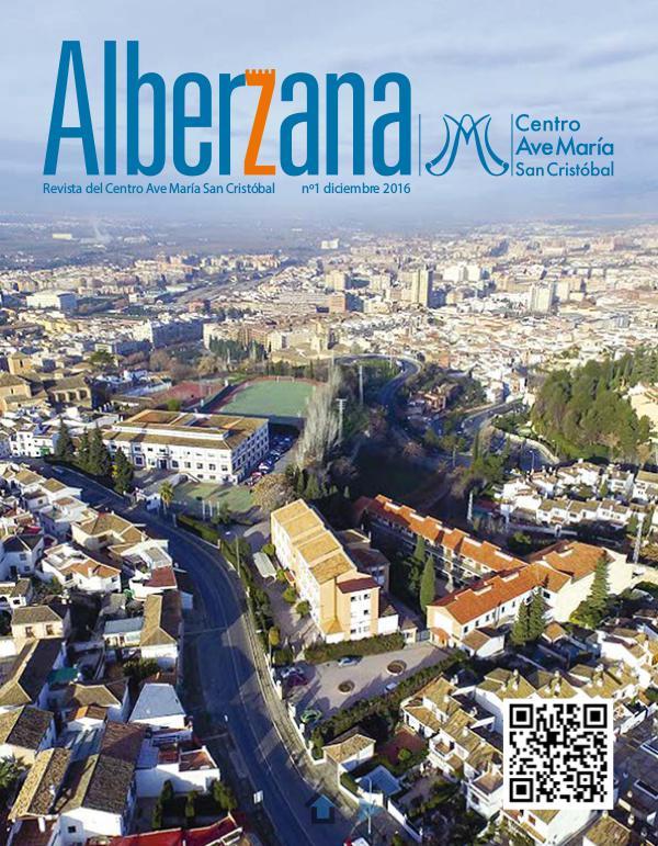 Revista Alberzana, Ave María San Cristóbal Revista Alberzana, Ave María San Cristóbal