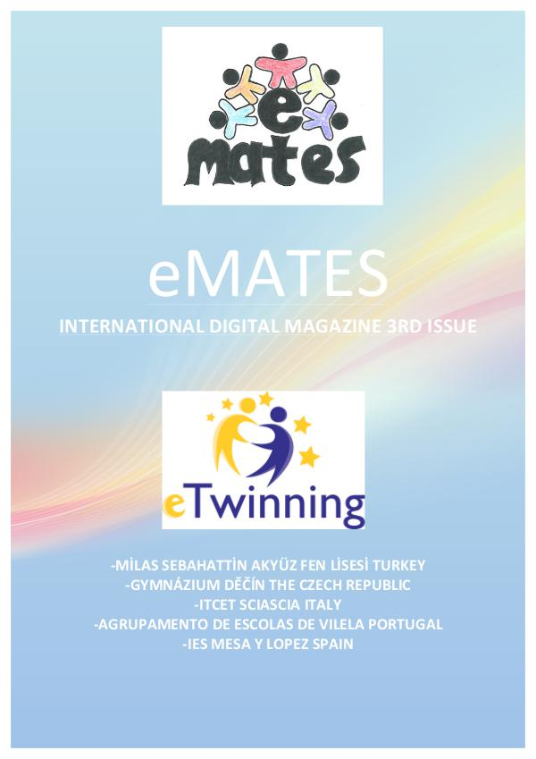 eMAtes - 3rd issue