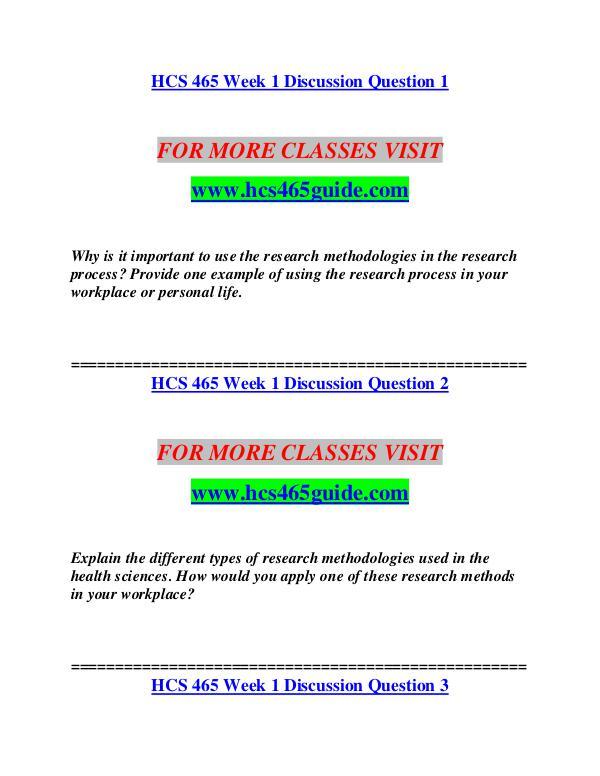 HCS 465 GUIDE Invent Yourself/hcs465guide.com HCS 465 GUIDE Invent Yourself/hcs465guide.com