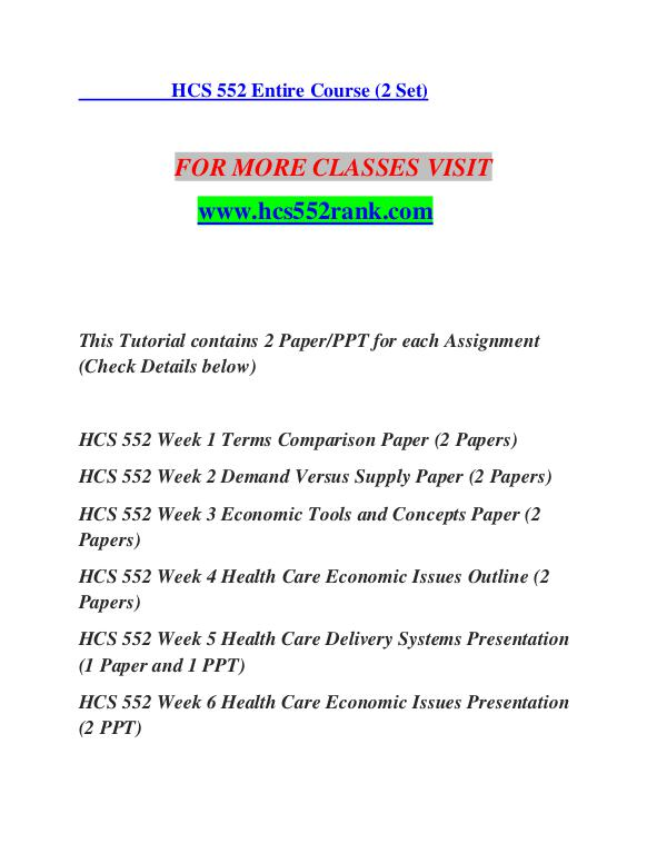 economic tools and concepts in health care