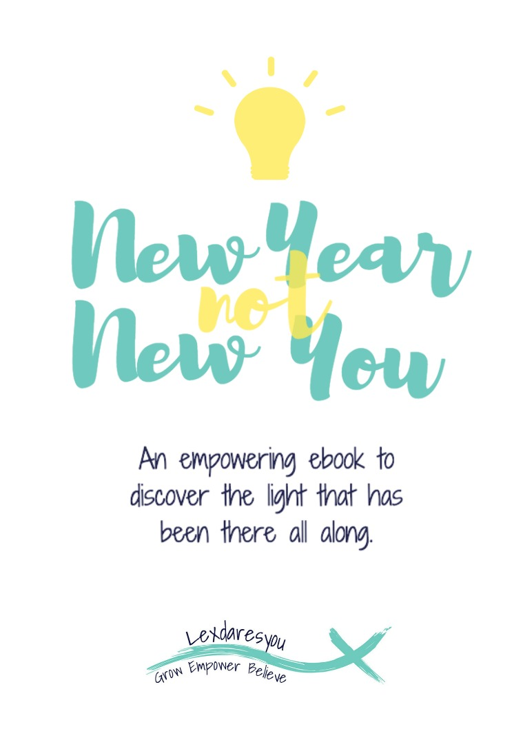 New Year, Not New You January 2017