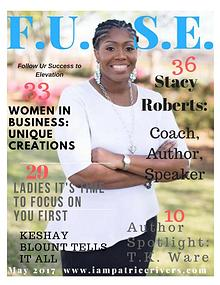 May 2017 Issue of F.U.S.E. Magazine