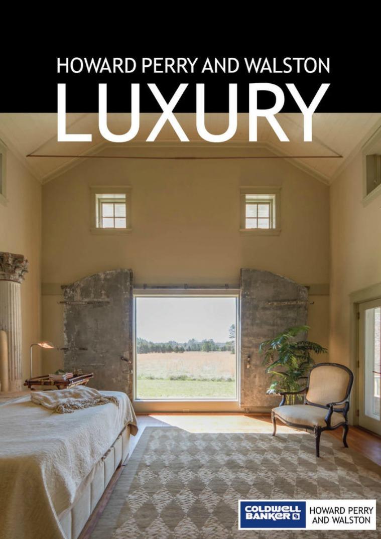 HPW Luxury Magazine May 2017
