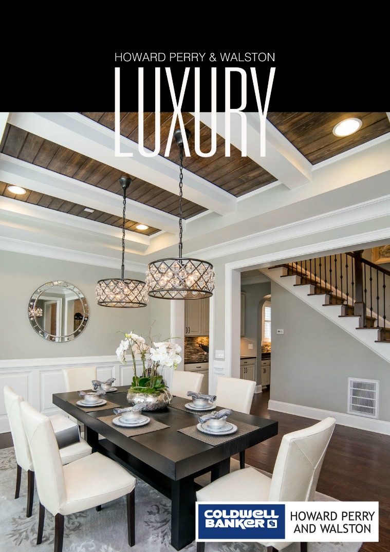 HPW Luxury Magazine July 2017