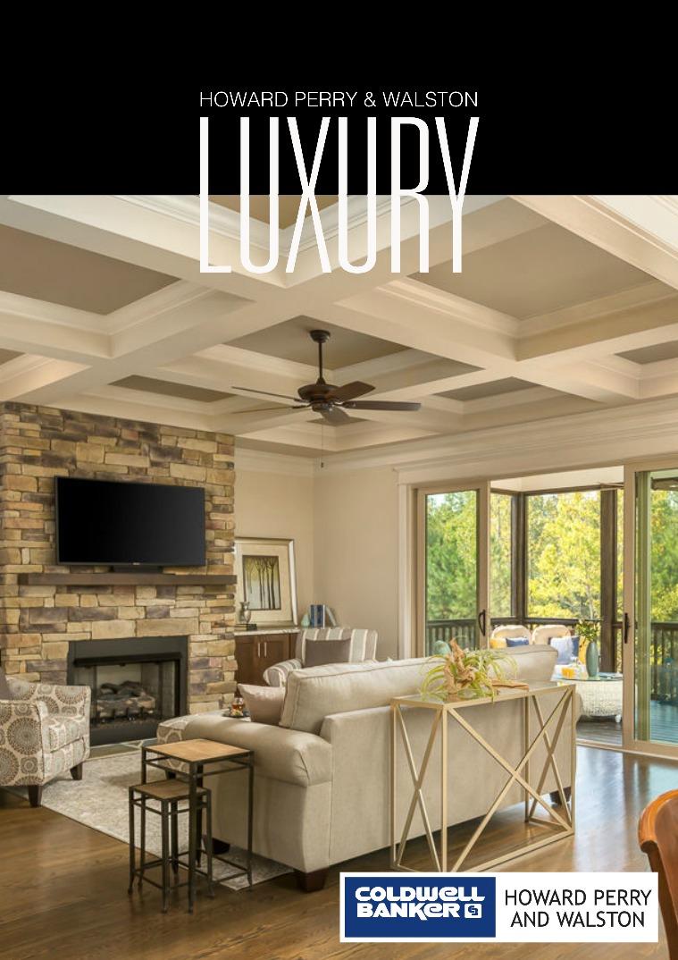 HPW Luxury Magazine November 2017