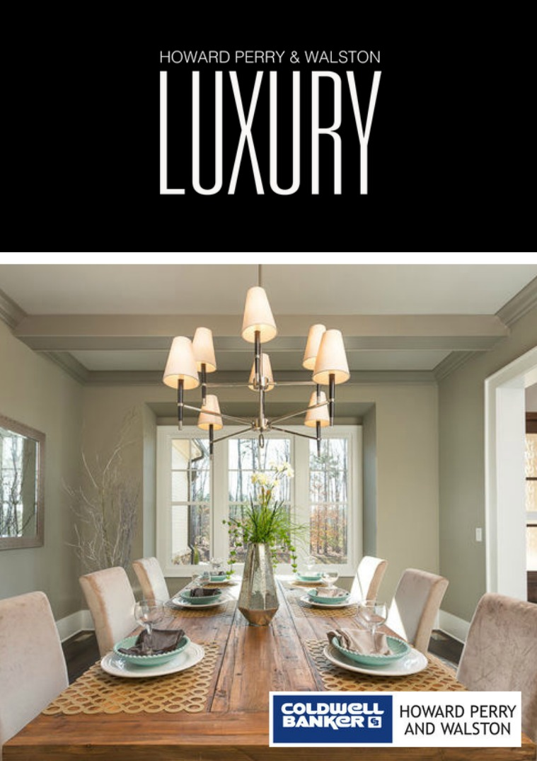 HPW Luxury Magazine July 2018