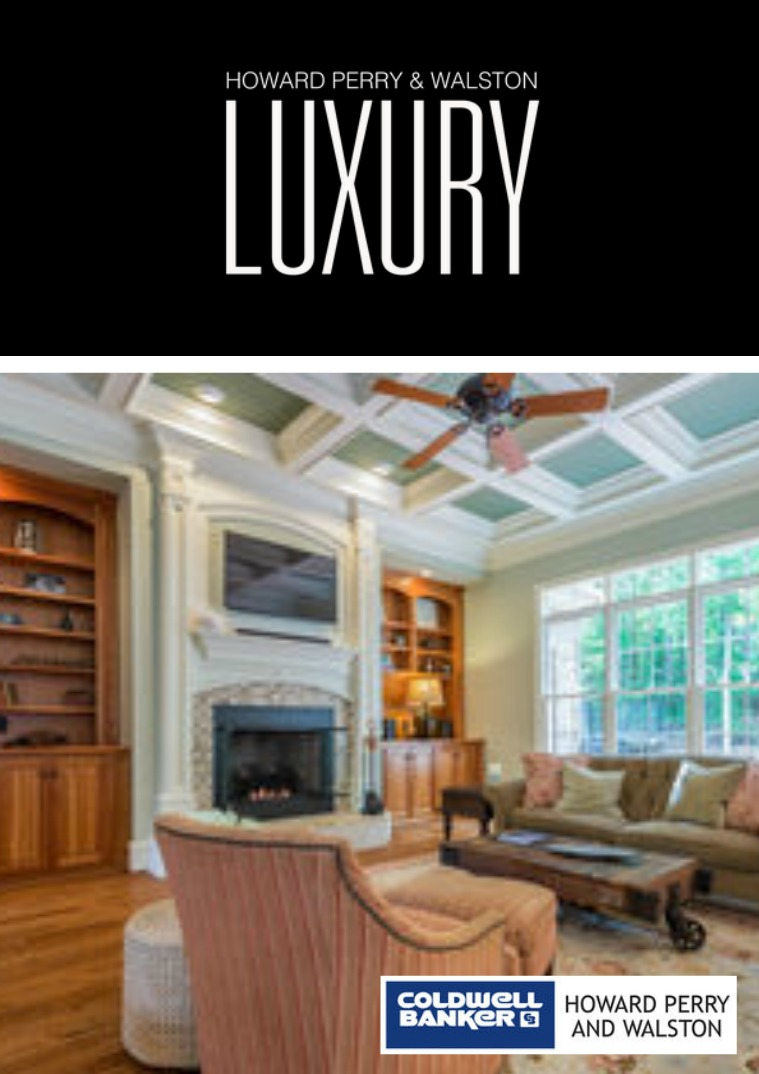 HPW Luxury Magazine August 2018