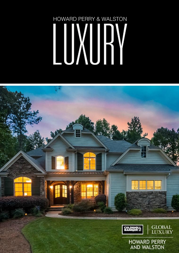 HPW Luxury Magazine September 2018