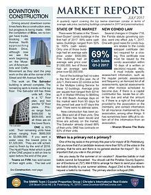 Downtown Condo Market Report - Fall 2016