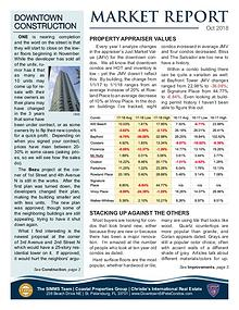 Downtown Condo Market Report - Fall 2016