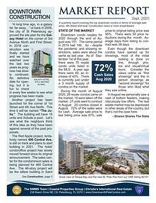 Downtown Condo Market Report Sept 2020