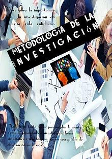 Métodología de Investigación