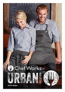 Chef Works Japan Urban Collection Catalogue
