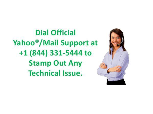 Yahoo Customer Support Helpline Number Yahoo Customer Support Helpline Number