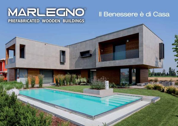 Marlegno - Case in legno Case 2016