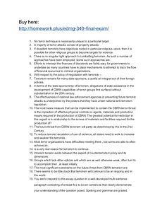 EDMG 340 Final Exam