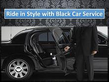 Ride in Style with Black Car Service