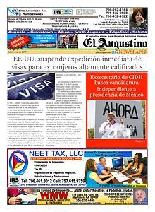 El Augustino March 2017