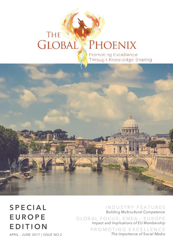 The Global Phoenix - Issue 2 April - June 2017