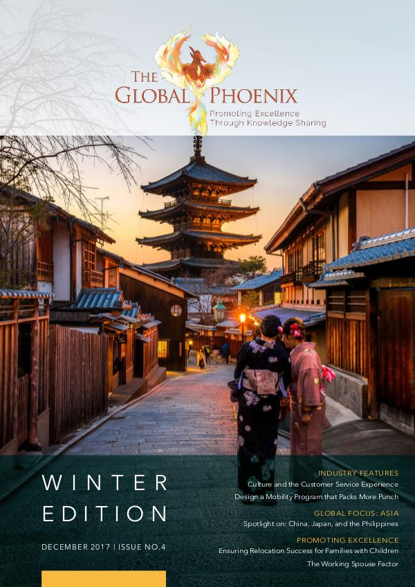 The Global Phoenix - Issue 4 The Global Phoenix - Issue 4