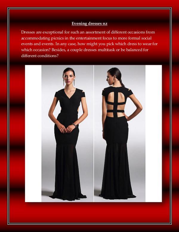 Prom Dresses NZ Prom Dresses NZ