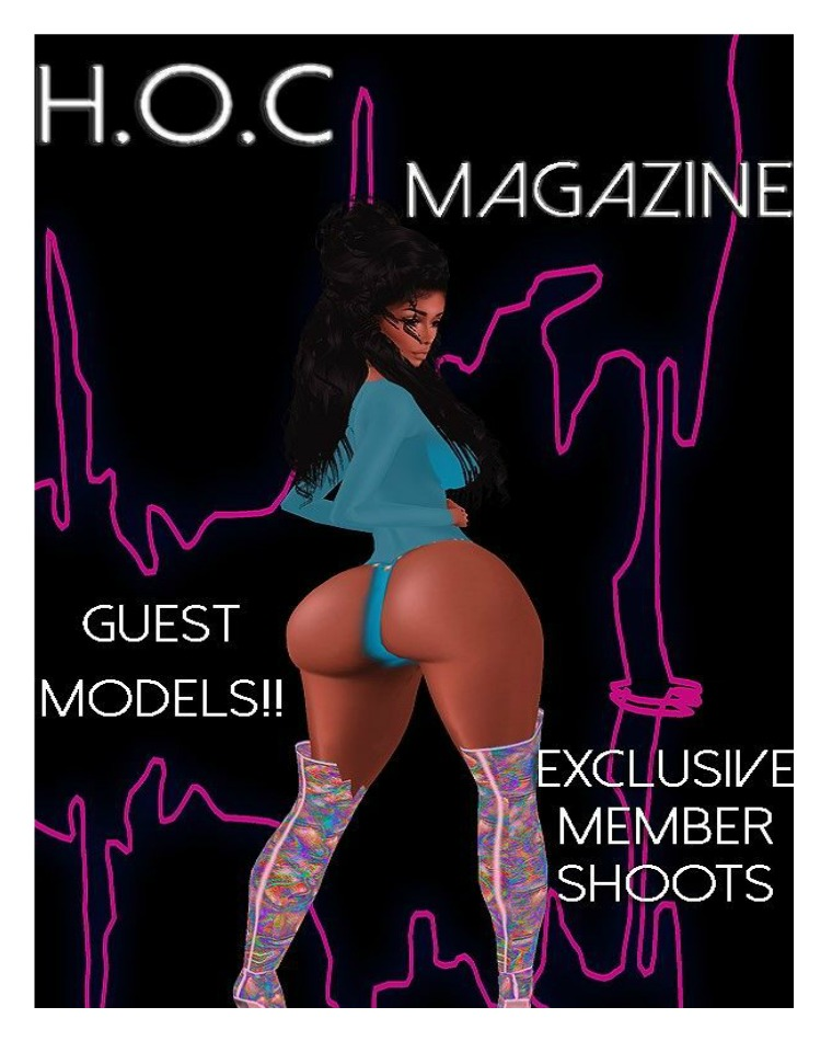 HOC Magazine The Neon Issue