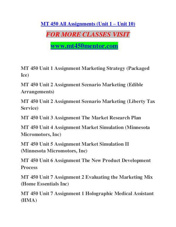 mt450 edible arrangements unit1 Mt 450 unit 2 assignment scenario marketing (edible arrangements) edible arrangements® 1 [mt450: marketing.