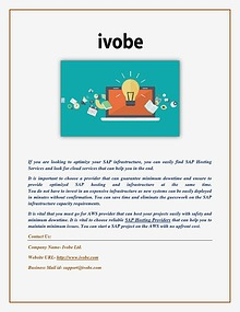 SAP Sandbox & IDES Remote Access Online for Practice