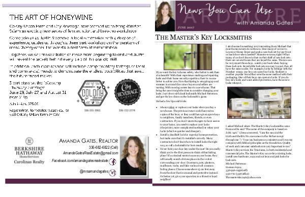 June Newsletter June Newsletter