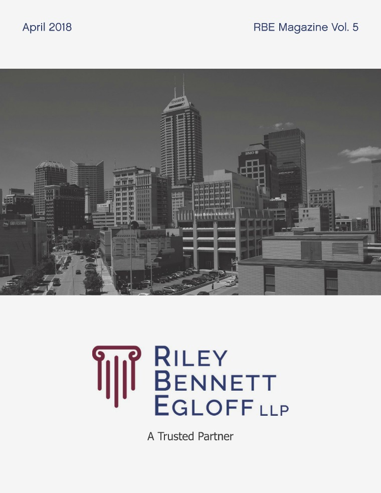 Riley Bennett Egloff Magazine April 2018