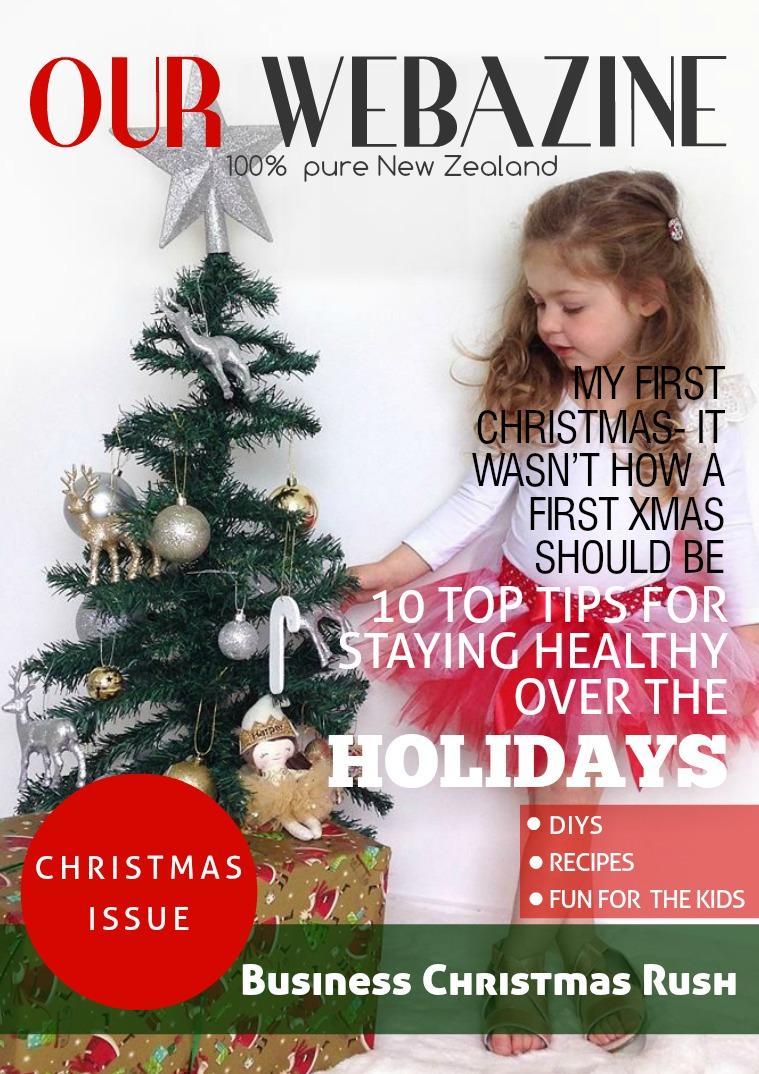 Our Webazine CHRISTMAS 2017