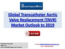 World TAVR Market Forecast to 2019