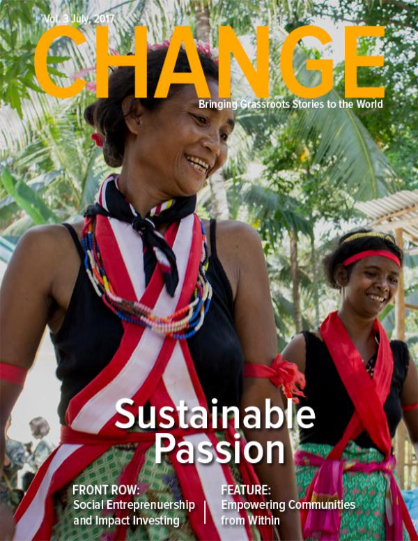 Change Magazine July 2017 issue