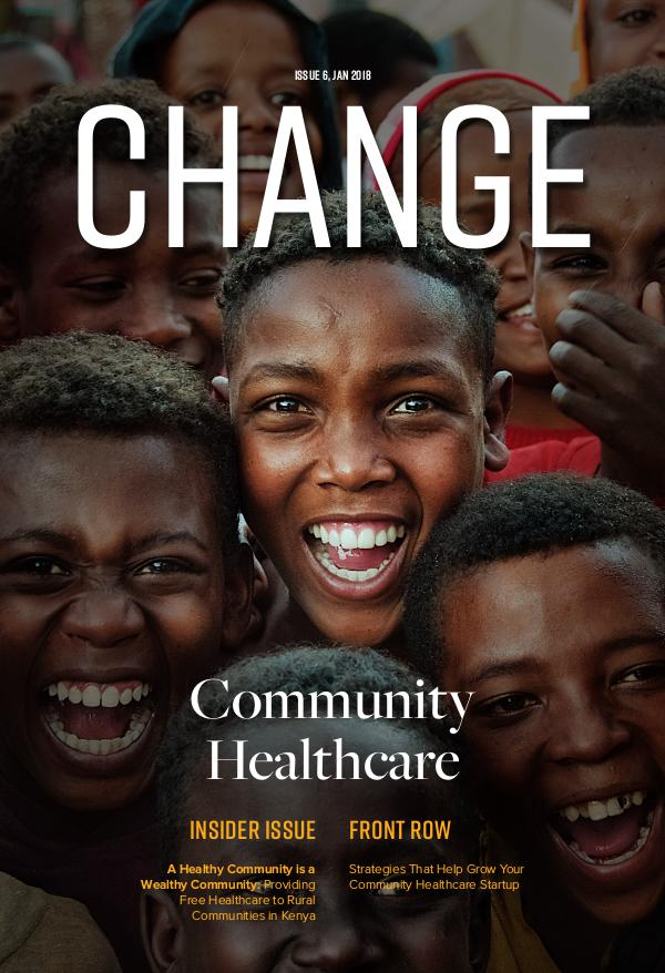 Change Magazine January 2018 Issue