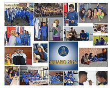 Liceo Espigas - Anuario 2016