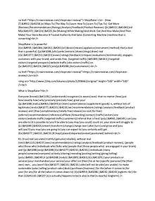 ShopiRater review & (GIANT) $24,700 bonus NOW