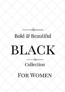 Dressing up with Astonishing Black