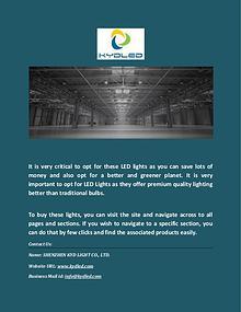 LED Panel Light Manufacturer & Supplier