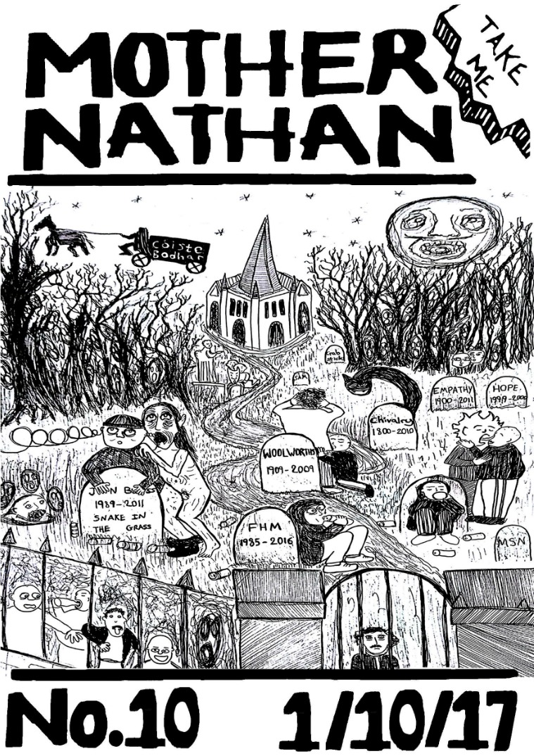 Mother Nathan Issue 10 (October)